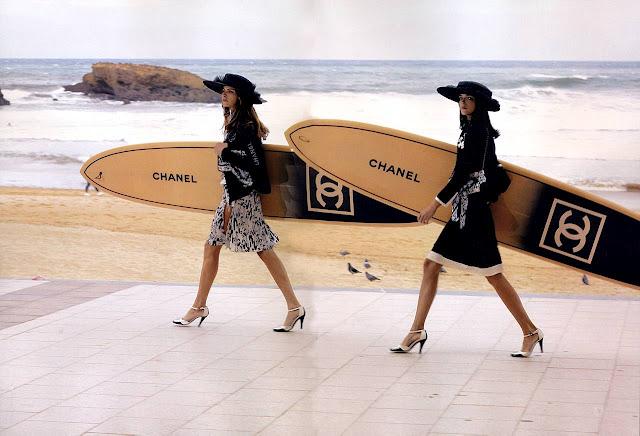 Chanel Biarritz Plage